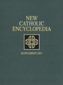 New Catholic Encyclopedia Supplement 2011 cover