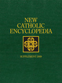 New Catholic Encyclopedia Supplement 2009 cover