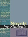 Novels for Students, Vol. 30 cover