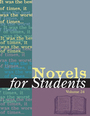 Novels for Students, Vol. 34 cover