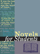Novels for Students, Vol. 36