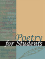 Poetry for Students, Vol. 38 cover