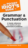 The Pocket Idiots Guide to Grammar and Punctuation cover