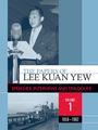 The Papers of Lee Kuan Yew: Speeches, Interviews and Dialogues cover