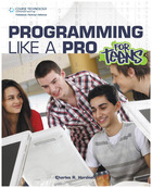 Programming Like a Pro for Teens