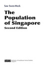 The Population of Singapore, ed. 2 cover