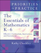 The Essentials of Mathematics K-6: Effective Curriculum, Instruction, and Assessment image