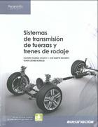Sistemas de transmisi   n de fuerzas y trenes de rodaje