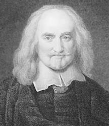 Thomas Hobbes. (Archive Photos, Inc.)