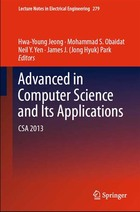 Advanced in Computer Science and its Applications: CSA 2013