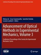 Advancement of Optical Methods in Experimental Mechanics, Vol. 3