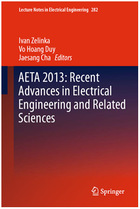AETA 2013: Recent Advances in Electrical Engineering and Related Sciences