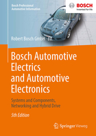 Bosch Automotive Electrics and Automotive Electronics, ed. 5: Systems and Components, Networking and Hybrid Drive