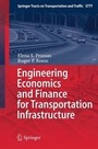 Engineering Economics and Finance for Transportation Infrastructure cover