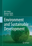 Environment and Sustainable Development