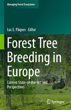 Forest Tree Breeding in Europe: Current State-of-the-Art and Perspectives