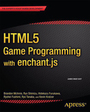 HTML5 Game Programming with enchant.js cover