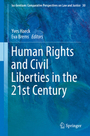 Human Rights and Civil Liberties in the 21st Century cover