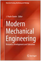 Modern Mechanical Engineering: Research, Development and Education