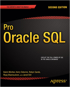 Pro Oracle SQL, ed. 2