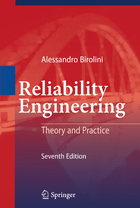 Reliability Engineering, ed. 7: Theory and Practice