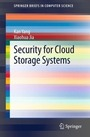Security for Cloud Storage Systems cover
