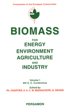 Biomass for Energy, Environment, Agriculture and Industry, Vol. 1: Proceedings of the 8th European Biomass Conference