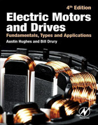 Electric Motors and Drives, ed. 4: Fundamentals, Types, and Applications