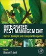 Integrated Pest Management: Current Concepts and Ecological Perspective cover