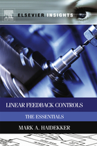 Linear Feedback Controls: The Essentials