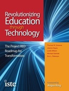 Revolutionizing Education through Technology: The Project RED Roadmap for Transformation