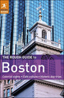 The Rough Guide to Boston, ed. 6 cover