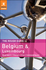 The Rough Guide to Belgium and Luxembourg, ed. 5 cover