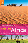 The Rough Guide to First-Time Africa, ed.  cover