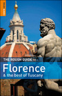 The Rough Guide to Florence and the best of Tuscany cover