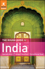 The Rough Guide to India, ed.  cover