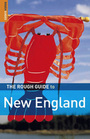 The Rough Guide to New England, ed. 5 cover