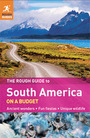 The Rough Guide to South America on a Budget, ed.  cover