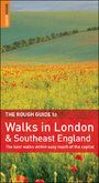 The Rough Guide to Walks in London & Southeast England, ed. 2 cover