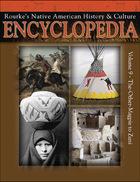 Rourkes Native American History & Culture Encyclopedia, Vol. 9