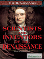 Scientists and Inventors of the Renaissance cover