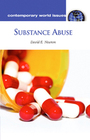 Substance Abuse: A Reference Handbook cover