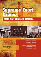 Supreme Court Drama, ed. 2: Cases That Changed America