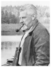 Konrad Lorenz. (Corbis Corporation. Reproduced with permission.)