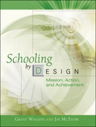 Schooling by Design: Mission, Action, and Achievement image