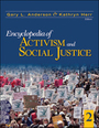 Encyclopedia of Activism and Social Justice cover