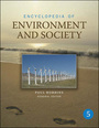 Encyclopedia of Environment and Society cover