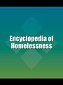 Encyclopedia of Homelessness cover