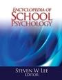 Encyclopedia of School Psychology cover