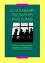 Scholarships, Fellowships and Loans, ed. 22 cover